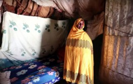 Minority woman in Somalia. Credit: Susan Shulman