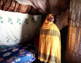 Minority woman in Somalia. Credit: Susan Shulman