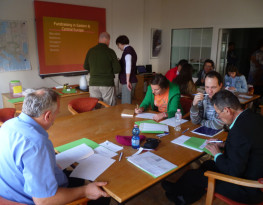 Grassroots Fundraising Training in Zvolen, Slovakia