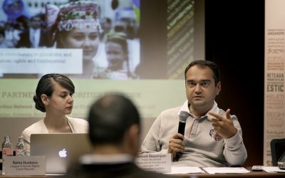 Towards Convergence? Anti-discrimination Policies and Minorities Conference