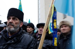 A Window to Europe for Crimean Tatars