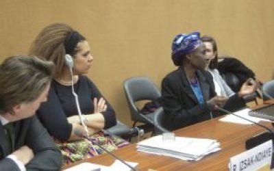 UN Expert calls on states to end caste discrimination