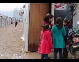 Voices of Syrian refugee children in Lebanon
