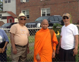 A Cambodian Monk on Identity in New York City