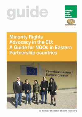 Minority Rights Advocacy in the EU: A guide to NGOs in Eastern Partnership Countries