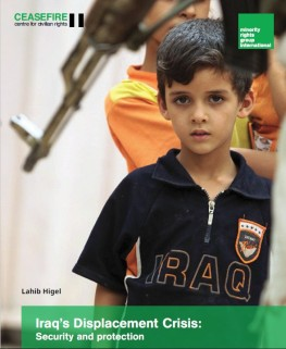 Opportunity for safe return provided by retaking of ISIS territory being lost amidst ongoing insecurity – new report on Iraq's internally displaced