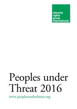 Peoples under Threat 2016