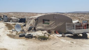A 'Home' for Palestinians: Stories of Insecurity from the Naqab, Susya and East Jerusalem
