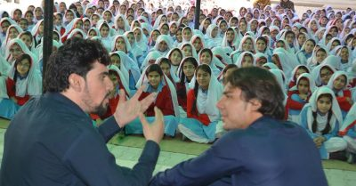 Pakistan: Promoting tolerance through the arts – Minority-driven theatre and storytelling for youth