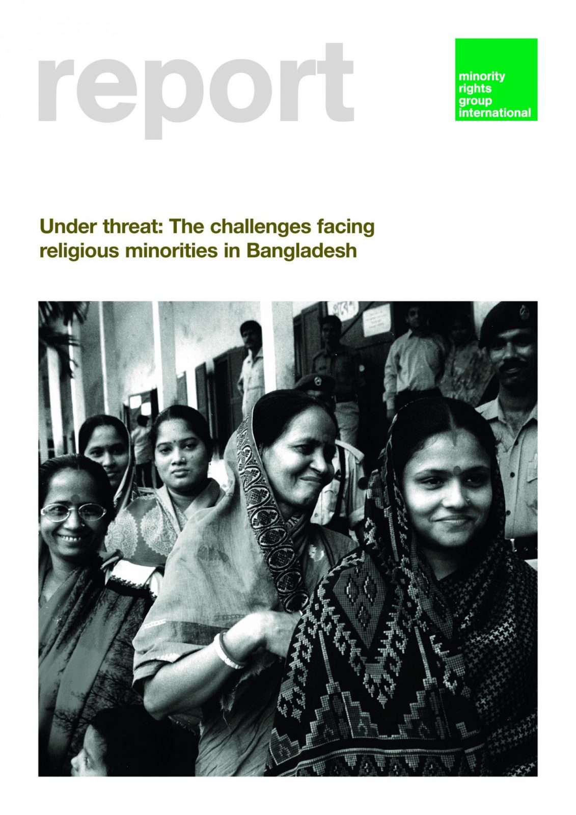 Under threat: The challenges facing religious minorities in Bangladesh -  Minority Rights Group