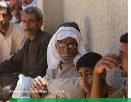 Humanitarian challenges in Iraq's displacement crisis