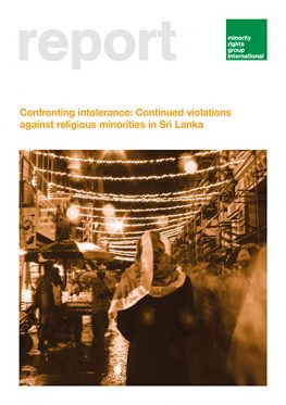 Confronting intolerance: Continued violations against religious minorities in Sri Lanka
