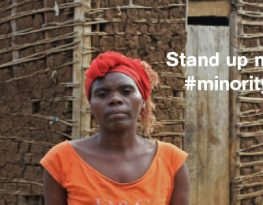 Stand up now for #minorityrights - MRG's new strategy