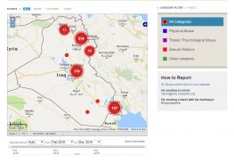 MRG and Ceasefire launch Online Tool to enable 'civilian-led monitoring' of human rights violations in Iraq