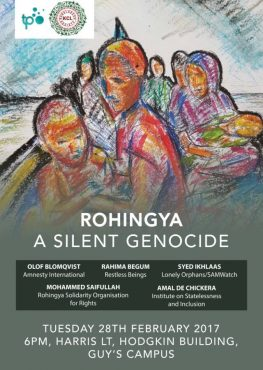 Rohingya blog photo