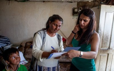 Virtual Advice Centers: A tool to safeguard Roma rights in Macedonia