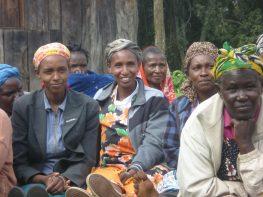 Ogiek in the Mau Forest, Kenya