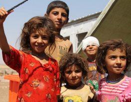 Iraqi Yazidis in 2017