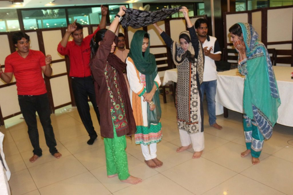Notes from Islamabad: How MRG is helping to build a new generation of actor-activists in Pakistan
