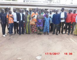 Historically Marginalised People from Nyagatare District advocate for their childrens' education in Rwanda