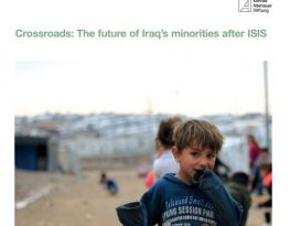 Minorities may never return to their lands in post-ISIS Iraq, finds new report
