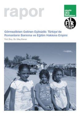 Türkiye'de birçok Roman, barınma ve eğitim haklarına erişemiyor