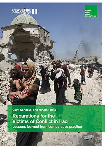 As Iraq rebuilds after ISIS conflict, ensuring reparations for the victims of violations committed by all sides should be priority – new report