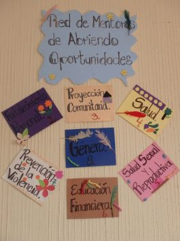 Female indigenous activism in Guatemala: inspiration and challenges for women and girls as agents of change