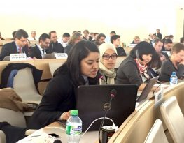 UN Forum on Minority Issues - MRG's statement on participation of minority youth in public life