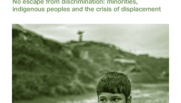 Ahead of International Migrants Day, new report shines light on forcibly displaced minorities and indigenous peoples – no escape from discrimination at home, en route and on arrival