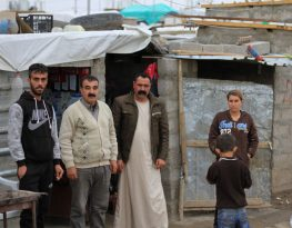 Iran and Iraq: Strengthening human rights defenders organisations working with vulnerable civilians