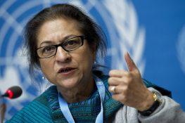 MRG joins tributes to former Council member Asma Jahangir