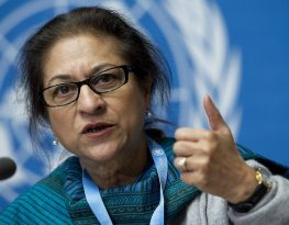 MRG joins tributes to former Council member Asma Jahangir