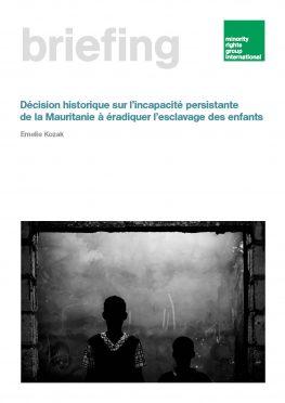 Landmark ruling on Mauritania's continued failure to eradicate child slavery
