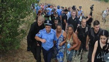 Ukrainian authorities must take immediate action against right-wing violence targeting the Roma population