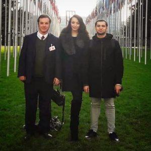 MRG supports Ukrainian Roma activists during the Forum on Minority Issues in Geneva