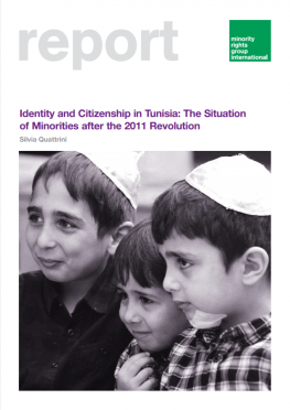 Identity and Citizenship in Tunisia: The Situation of Minorities after the 2011 Revolution