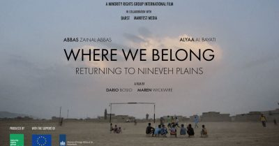 Where We Belong – a film offering a rare glimpse into the everyday life of post-ISIS rural Iraq