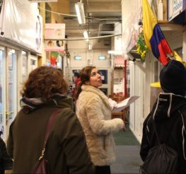 Compulsory Purchase Order against north London market threatens a vital cultural space for London's Latin American community, says MRG
