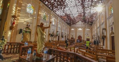 MRG strongly condemns violent attacks in Sri Lanka, calls on the government to ensure the safety of the country's religious minorities