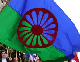 """""""More than a flower in Romani hair"""" – International Roma Day 2019"""