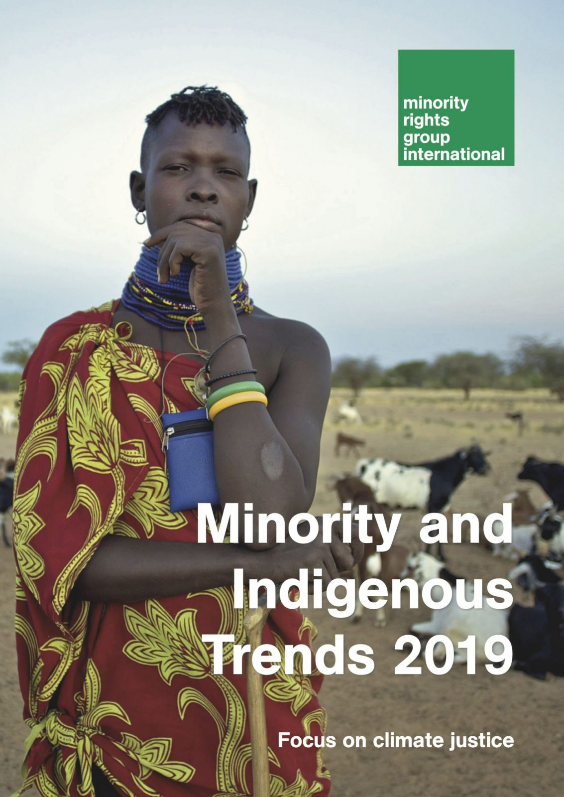 Climate change further reinforces inequalities and disproportionately affects minorities and indigenous peoples, according to MRG's annual trends report