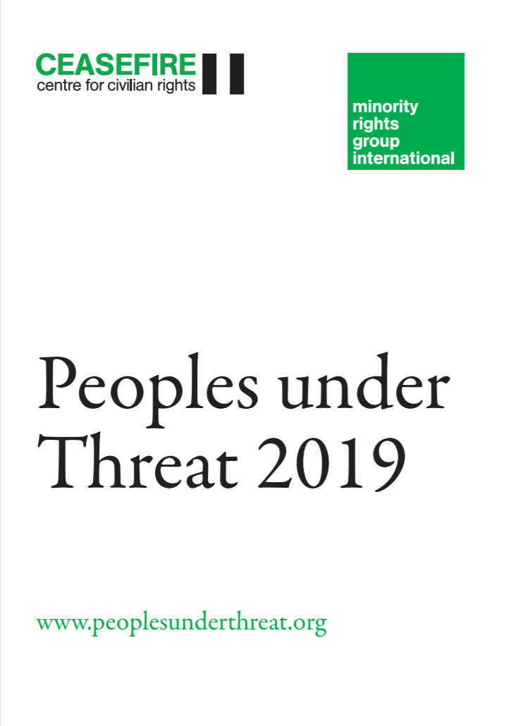 Peoples under Threat 2019