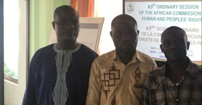 DRC: The admissibility decision of the African Commission on Human and Peoples' Rights on a case involving the eviction of indigenous people from their ancestral lands represents a beacon of hope