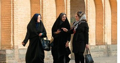 Beyond the veil – women in Iran continue to face discrimination in all areas of society, says new report