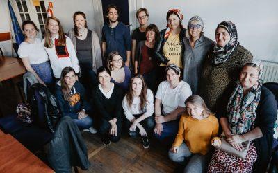 "Journalists reflect on MRG-organized field-trip under ""Media, Minorities, and Migration"" programme"