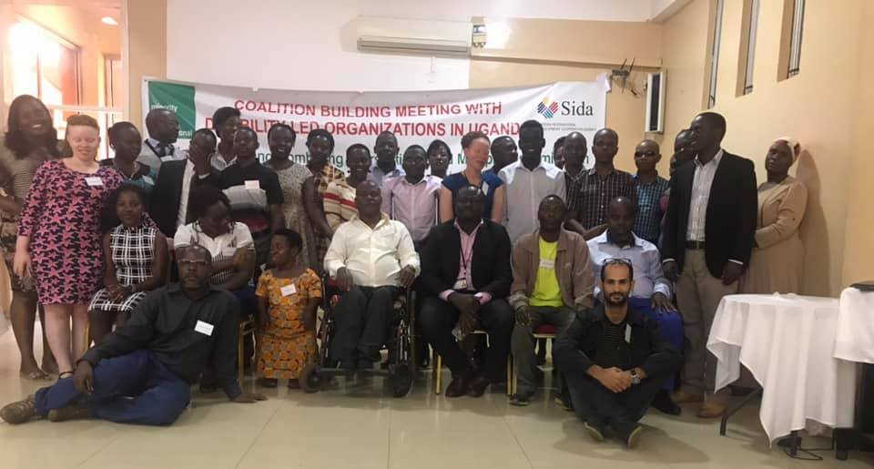 Leaving no one behind: Sustainable Development Goals and persons with disabilities in Uganda
