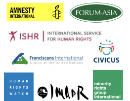 HRC43 - Joint NGO call for the UN to establish an accountability mechanism for Sri Lanka
