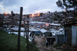 Life on $1 a day in Kibera, Africa's largest slum – photo report