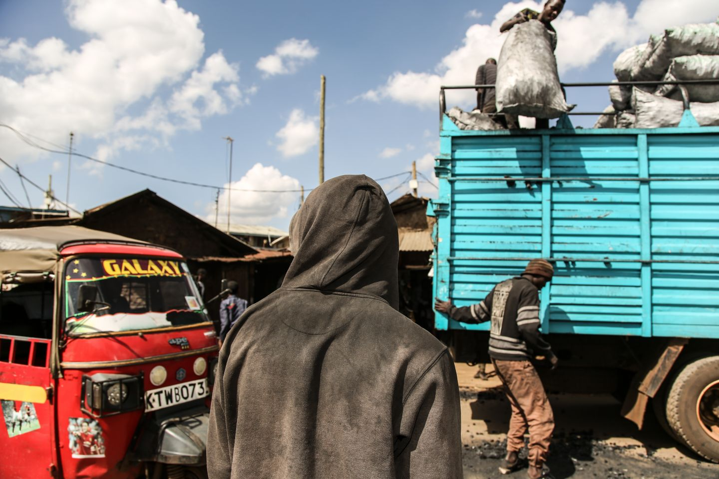 Life on  a day in Kibera, Africa's largest slum – photo report